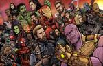Avengers Infinity War (Youtube)