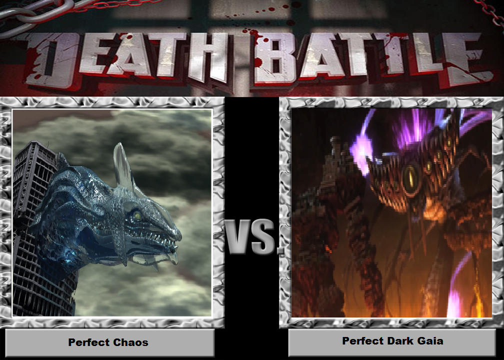 Perfect Chaos vs Perfect Dark Gaia by HispanicOrca on DeviantArt