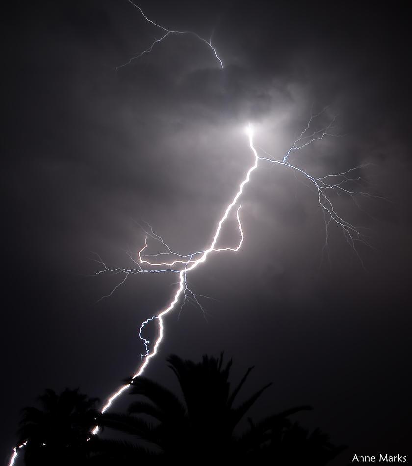 Stormy Night by AnneMarks