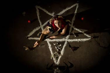Queen of the Dark 2 by AnneMarks