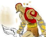 Kratos unfinishd