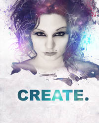 CREATE. by SilentDesign