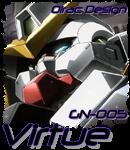 Gundam Virtue - Avatar by Olrac87