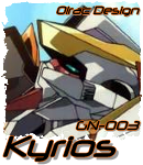 Gundam Kyrios - Avatar by Olrac87