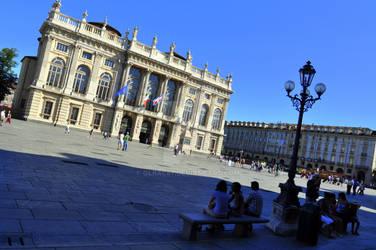 Piazza Castello VIII