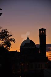 Padova Sunset
