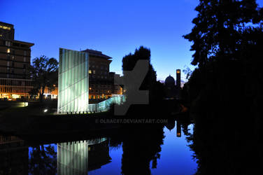 Padova Blue Hour