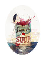LOVE is SOUP by LoveSoup