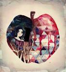 Through the Apple
