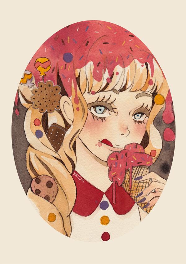 Gretel by LoveSoup
