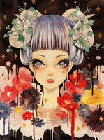 flowers 2 by LoveSoup