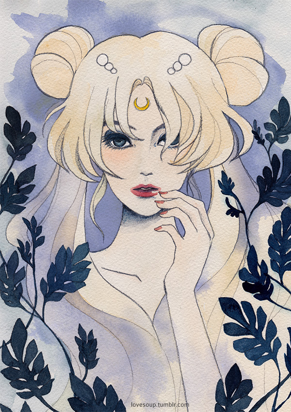 Sailormoon by LoveSoup