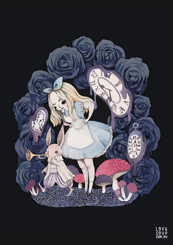 Alice by LoveSoup