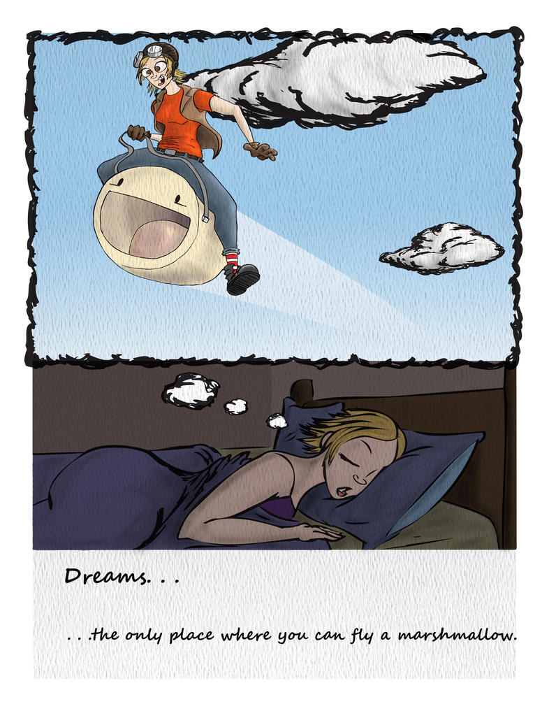 Dreams by IXI-Eric-The-Red-IXI