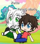 Mario X Zetta