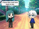 Seiryo X Ashely: New Style