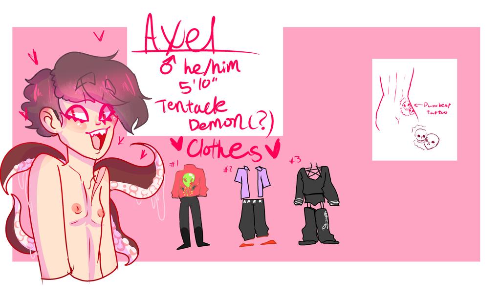 Axel Ref by navi8221