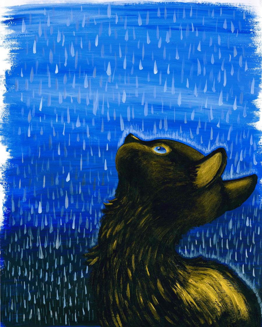 Rain by MidnightTiger8140