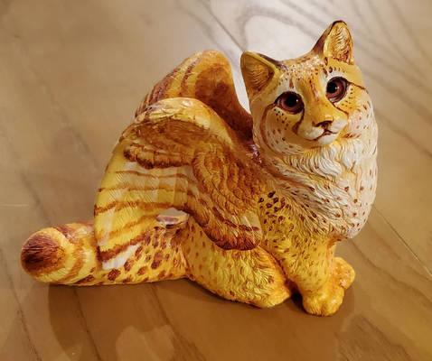 PYO Cheetah Flap Cat