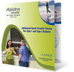 Apidra Brochure Cover