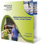 Apidra Brochure Cover