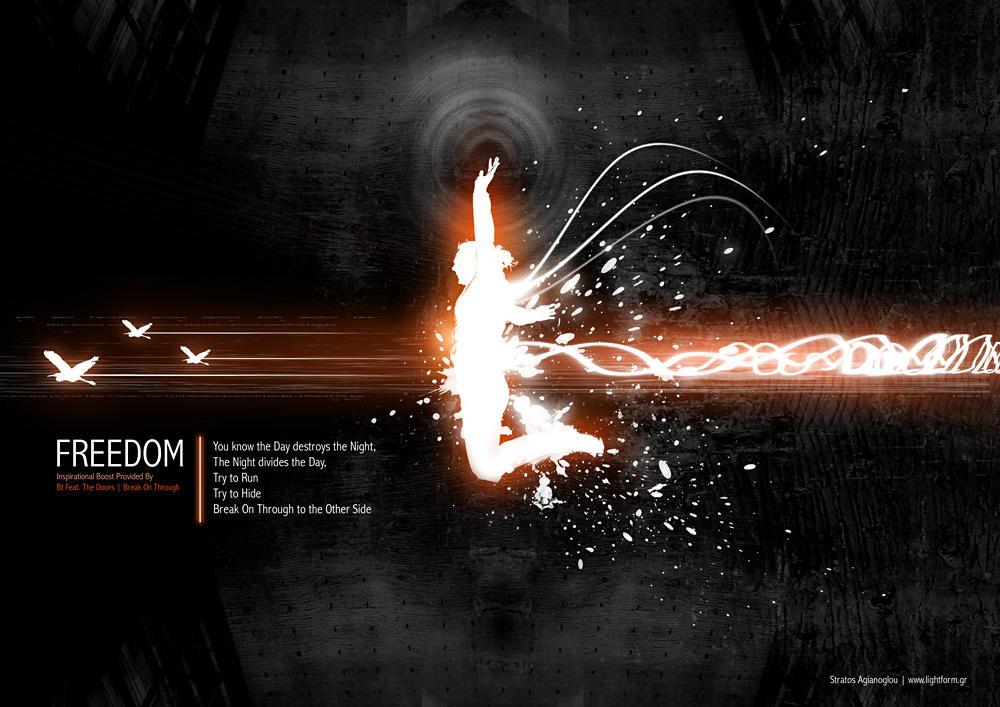 Freedom by LightformGr