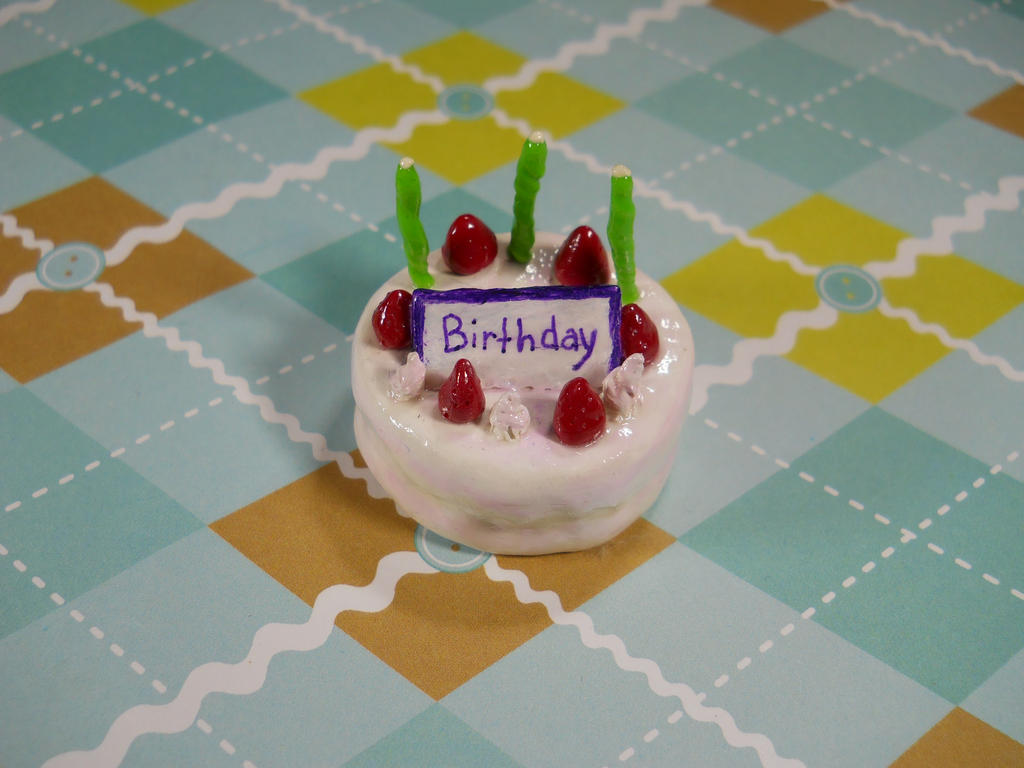 Animal Crossing Inspired Birthday Cake By Lunawindscreations
