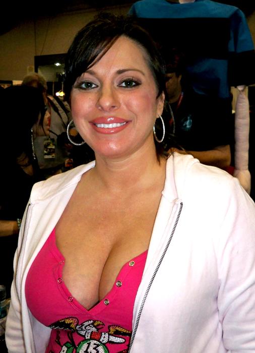 Wrestler Dawn Marie by Wilcox660