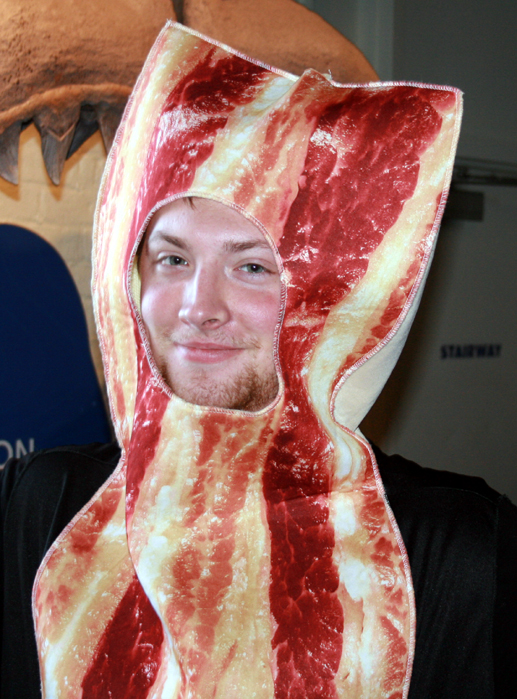 Human Bacon Cosplay by Wilcox660