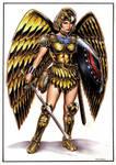 Wonder Woman KC armor