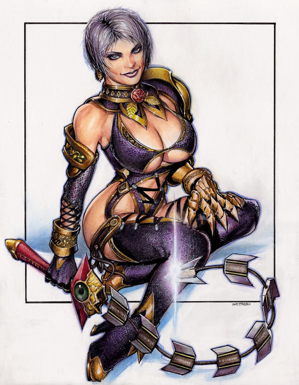 Ivy Valentine By Reverie Drawingly ...