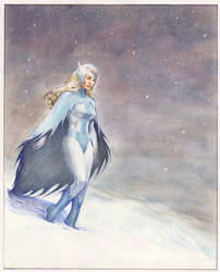 Snowbird from Alpha Flight by Reverie-drawingly