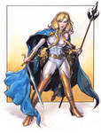 Valkyrie from Marvel Comics