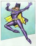 Batgirl from the Batman TV show - RIP Yvonne