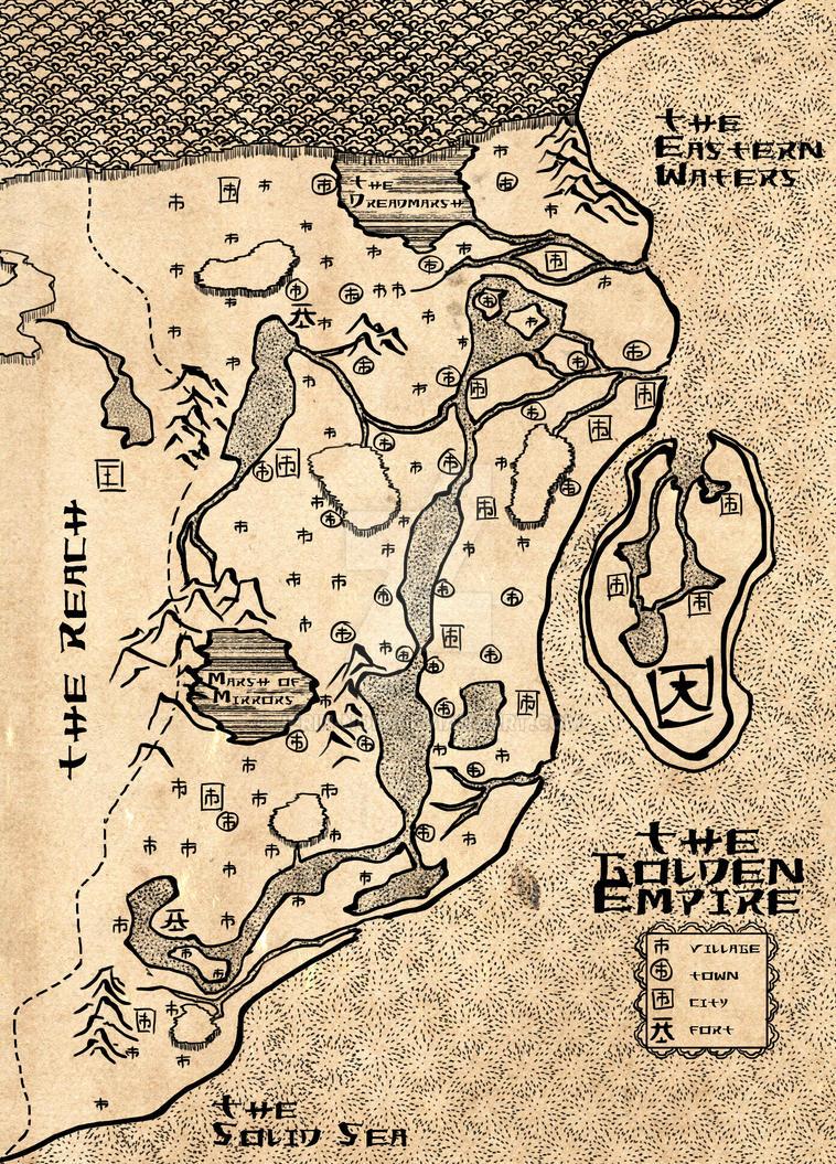 The Golden Empire by Jerin-Noir
