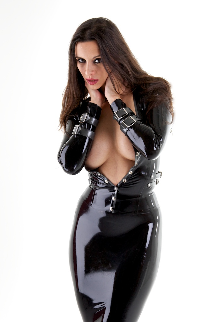 Kerri Rubber by Scottworldwide
