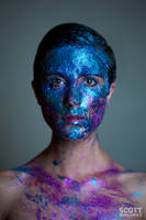 Roarie Yum _Glitter by Scottworldwide