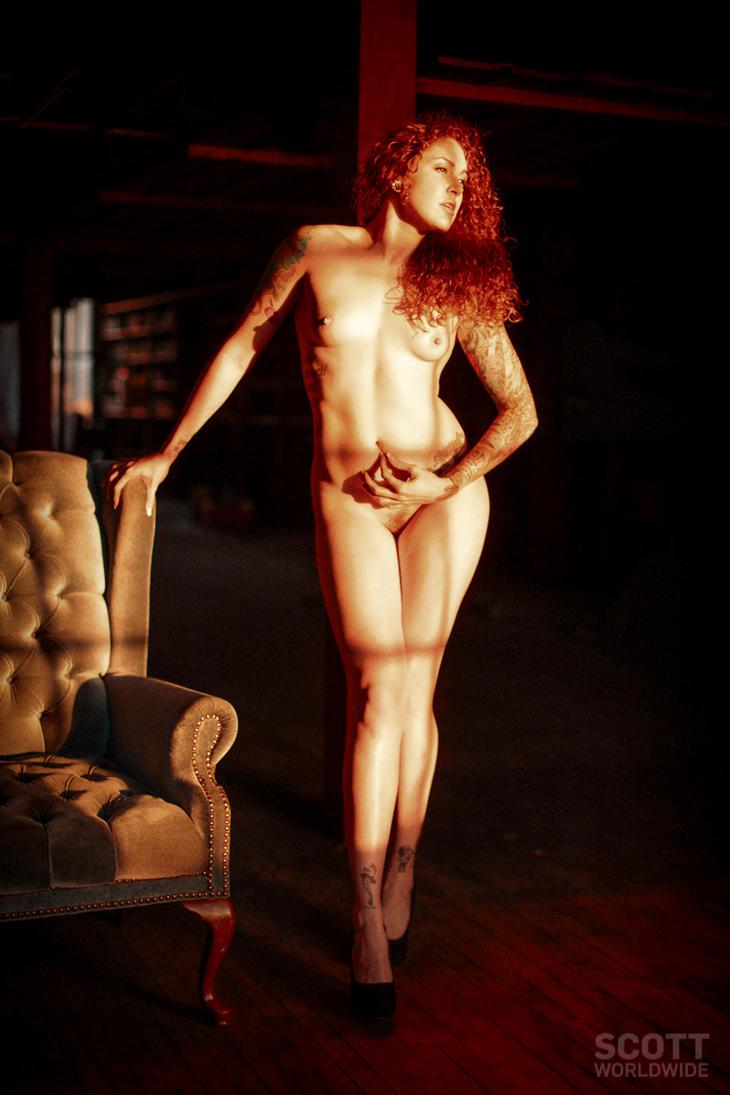 Miss Vivian Beck by Scottworldwide