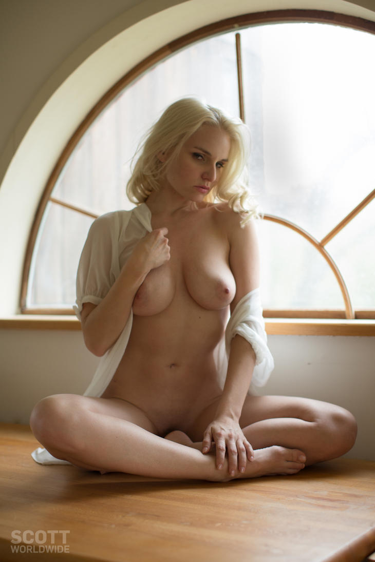 Liz Ashley window light by Scottworldwide