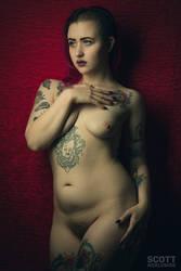 Talia Satania by Scottworldwide