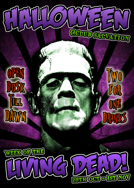 Week of the Living Dead by 1985Graphics