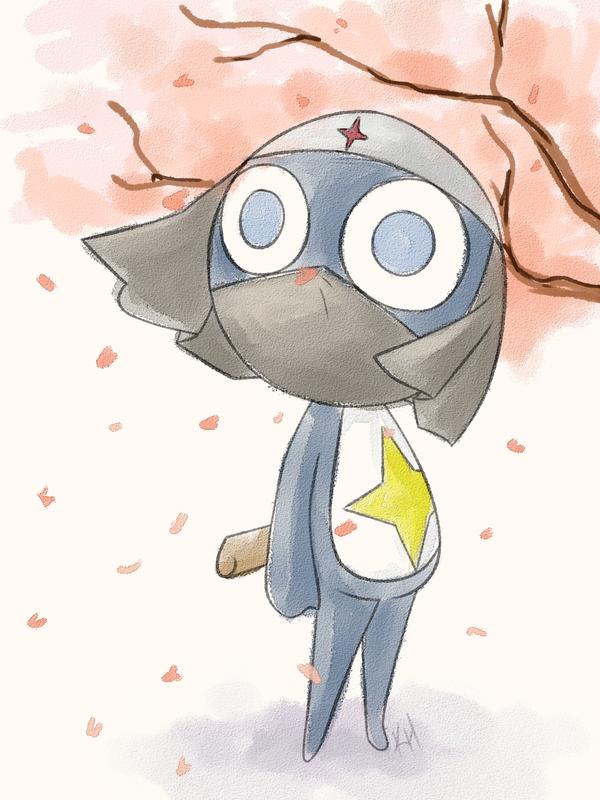 Sakura Ninja by Kaito-Haruka