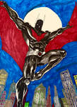 Batman Beyond Illustration