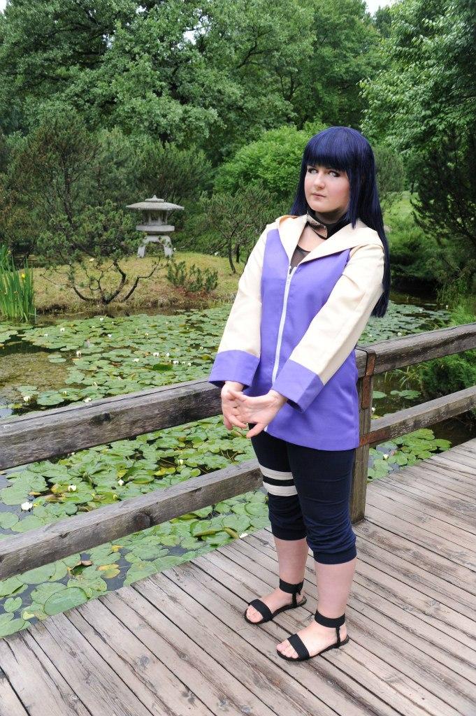 Hinata Hyuga by sofiglushenko