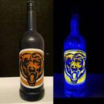Chicago Bears Bottle Light