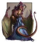 Daurglyrr - Dragon Concept