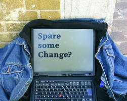 Spare Some Change