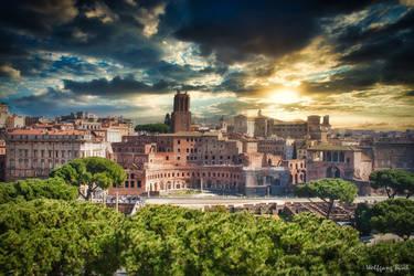 Roma Trajan's Forum