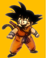 Goku by piesoup