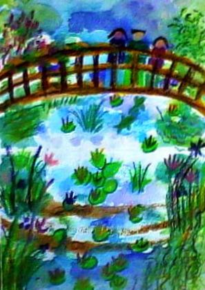Pond of Memories